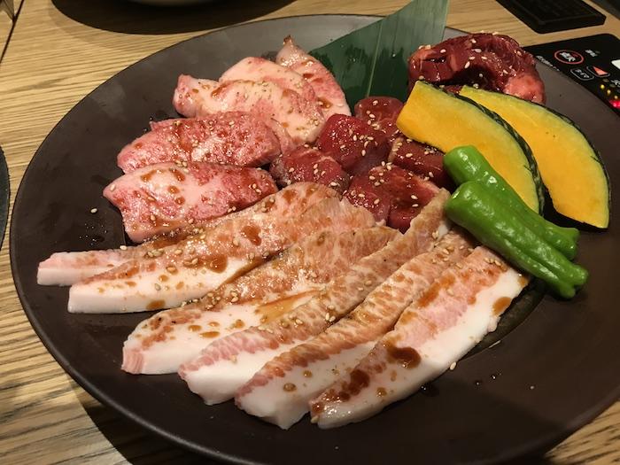 新宿タカシマヤの焼肉トラジでお腹いっぱいに