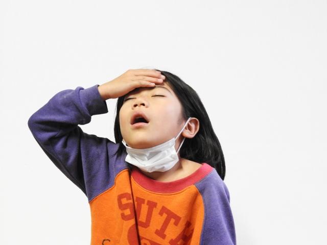 子どもの百日咳ってどんな症状?どのように対応するべき?